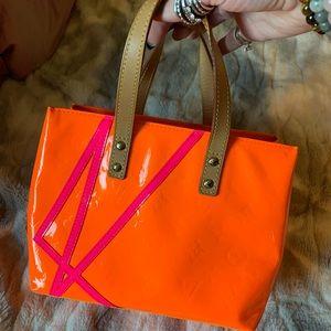 Louis Vuitton Robert Wilson Bag! Authentic nwot